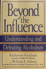Cover of: Beyond the influence