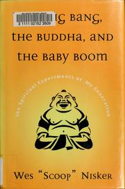 Cover of: The big bang, the Buddha, and the baby boom