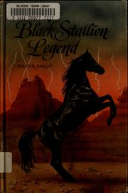 Cover of: The black stallion legend