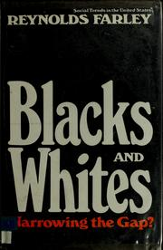 Cover of: Blacks and whites