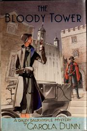 Cover of: The Bloody Tower (Daisy Dalrymple #16)