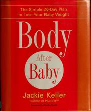Body after baby by Jackie Keller