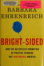 Cover of: Bright-sided