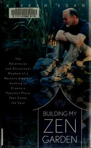Cover of: Building my Zen garden