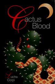 Cover of: Cactus blood