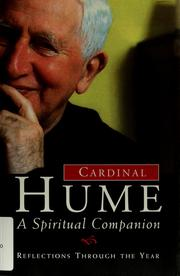Cover of: Cardinal Hume