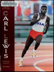 Cover of: Carl Lewis