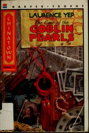 Cover of: The case of the Goblin Pearls