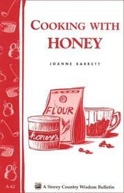Cover of: Cooking with Honey | Joanne Barrett