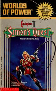 Cover of: Castlevania II