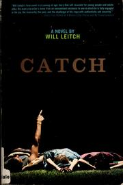 Cover of: Catch | Will Leitch