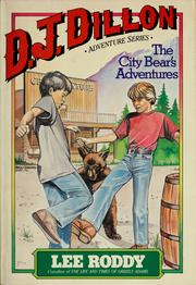 Cover of: The city bear's adventures