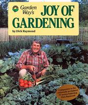 Cover of: Garden Way's joy of gardening