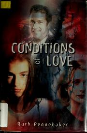Cover of: Conditions of love