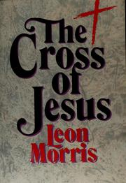Cover of: The cross of Jesus