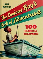 Cover of: The curious boy's book of exploration