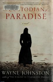 Cover of: The custodian of paradise