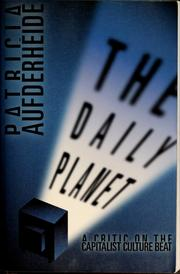 Cover of: The daily planet