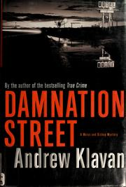 Cover of: Damnation Street