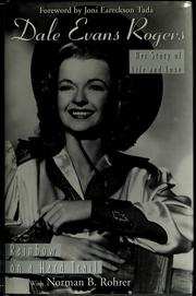 Cover of: Dale Evans Rogers