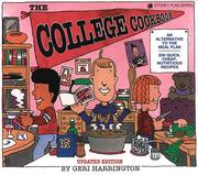 Cover of: The college cookbook: an alternative to the meal plan