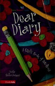 Cover of: Dear Diary