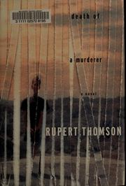Cover of: Death of a murderer