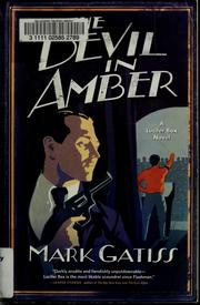Cover of: The devil in amber