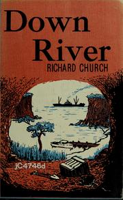 Down river by Richard Church