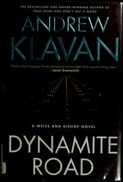 Cover of: Dynamite Road