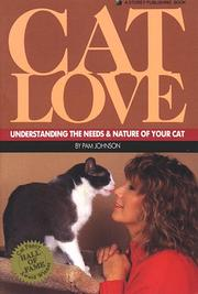 Cover of: Cat love