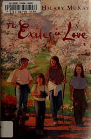 Cover of: The exiles in love