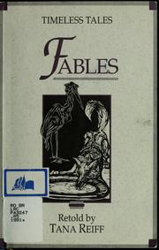 Cover of: Fables | Tana Reiff