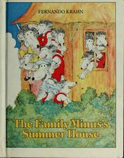 Cover of: The family Minus's summer house | Fernando Krahn