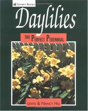 Cover of: Daylilies | Lewis Hill