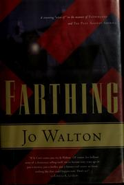 Cover of: Farthing | Jo Walton