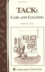 Cover of: Tack: Care and Cleaning