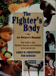 Cover of: The fighter's body