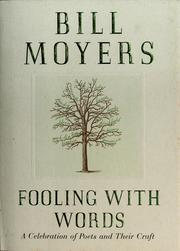 Cover of: Fooling with words