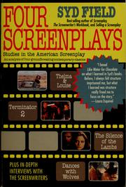 Cover of: Four screenplays