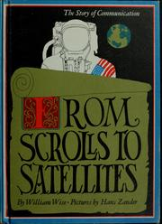 Cover of: From scrolls to satellites