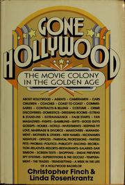 Cover of: Gone Hollywood