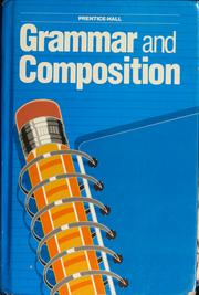 Cover of: Grammar and composition | Gary Forlini