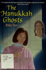 Cover of: The Hanukkah ghosts | Malka Penn
