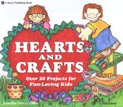 Cover of: Hearts and crafts