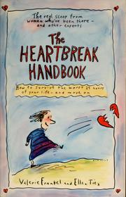 Cover of: The heartbreak handbook