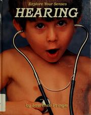 Cover of: Hearing | Laurence P. Pringle