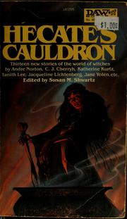Cover of: Hecate's cauldron