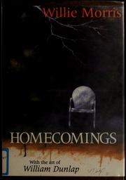 Cover of: Homecomings