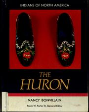 Cover of: The Huron